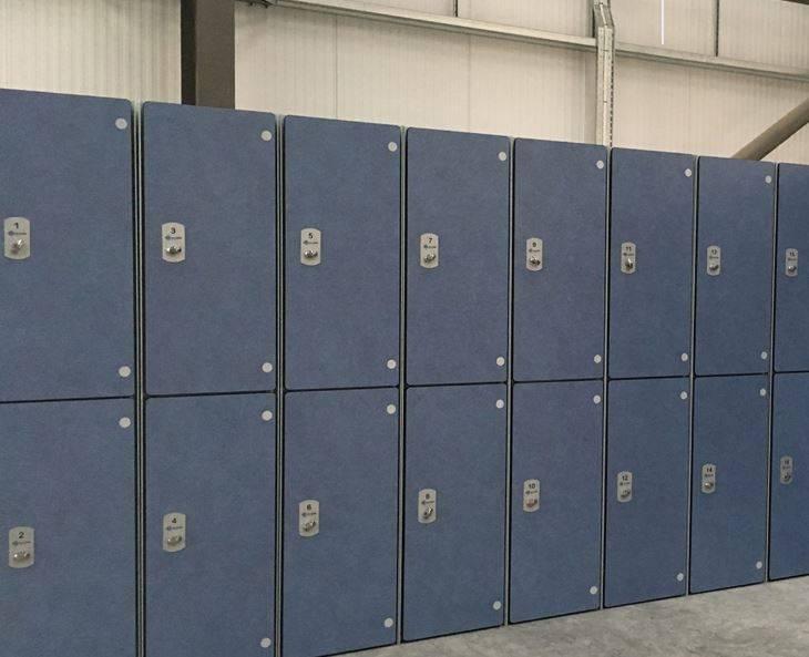 Nu-Resistant Lockers