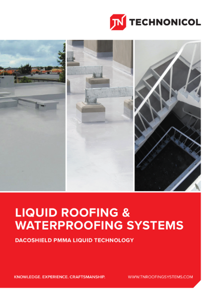 TN DACOSHIELD Liquid Roofing & Waterproofing Systems