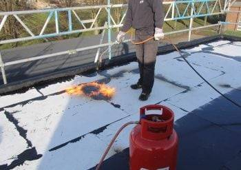 6mm Magply used as part of Langley Roofing Overlay at Essex High School