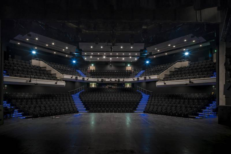LED Lighting - Haymarket Theatre