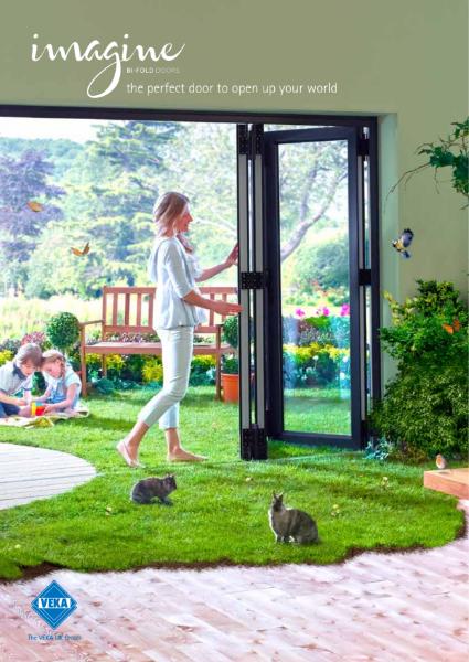 Imagine Bi-Fold Door Retail Brochure