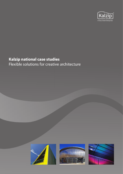 Kalzip case studies