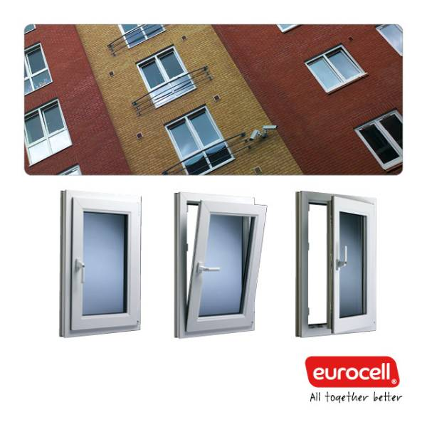 PVC-U Reversible Windows