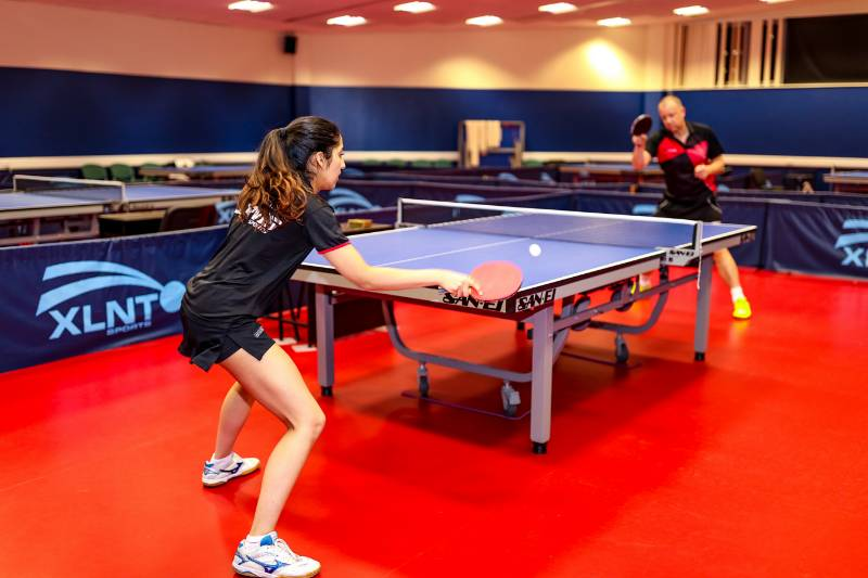 Goodwin Table Tennis Club