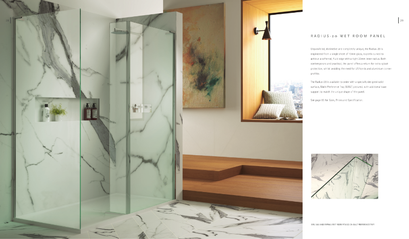 Matki EauZone Plus Wet Room Panels