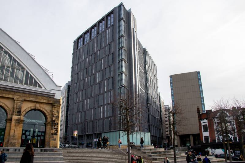 Horizon Heights, Student Accommodation, Liverpool
