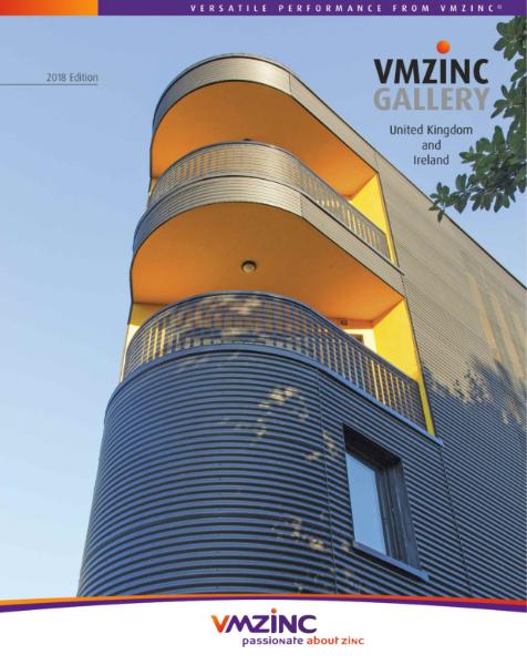 VMZINC Gallery 2018