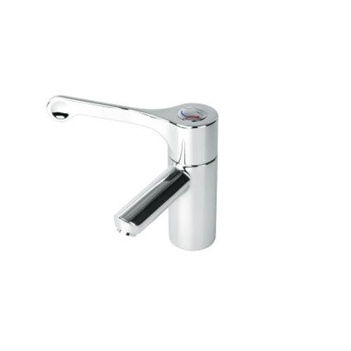 Sola Thermostatic Basin Mixer With Fixed Spout