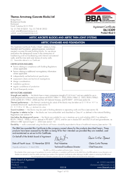 06/4309_3 Airtec Standard