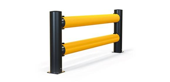 eFlex Double Traffic Barrier