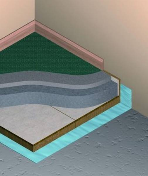 ROCKWOOL Rockfloor Thermal