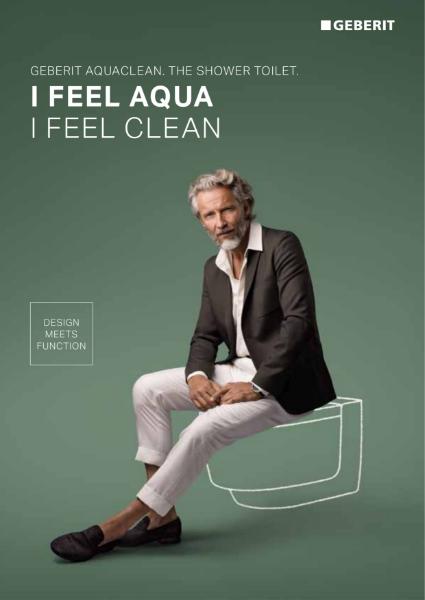 Geberit Aquaclean Brochure