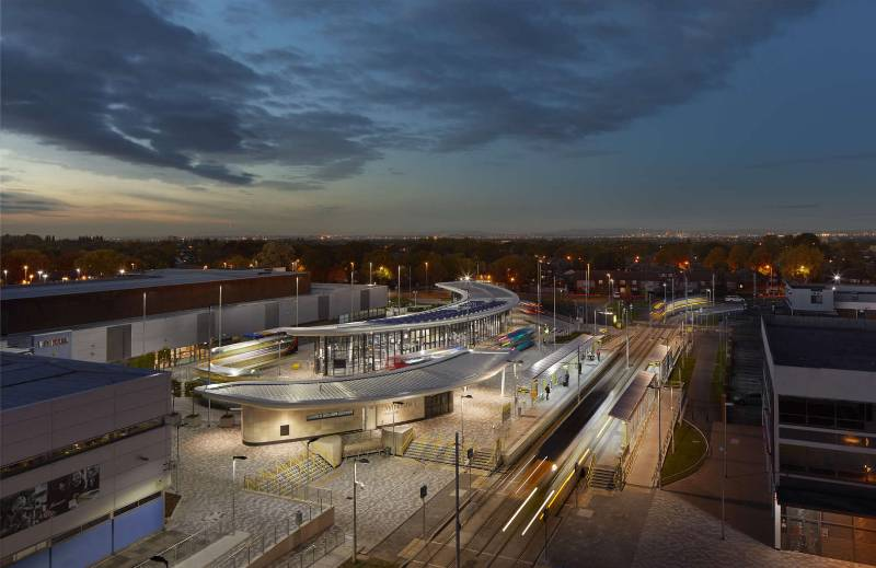 WYTHENSHAWE TRANSPORT INTERCHANGE