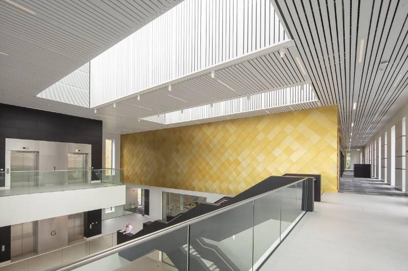 Collaborative Teaching Laboratory (CTL), University of Birmingham, Edgbaston Campus.