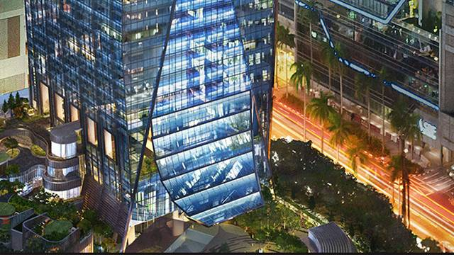 Frasers Tower, Singapore