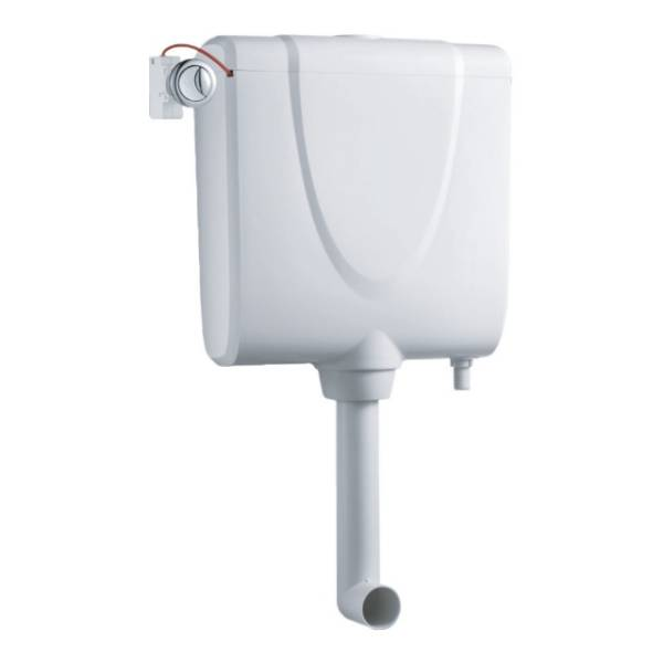 Rocco Concealed Cistern Top Access With Push Button