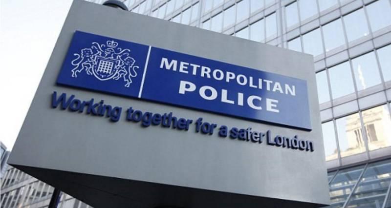 CounterShield installation at The Metropolitan Police