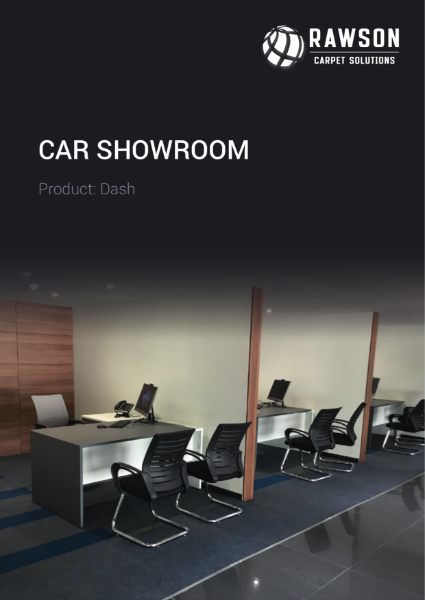 Rawson Showroom Office Carpet Solution