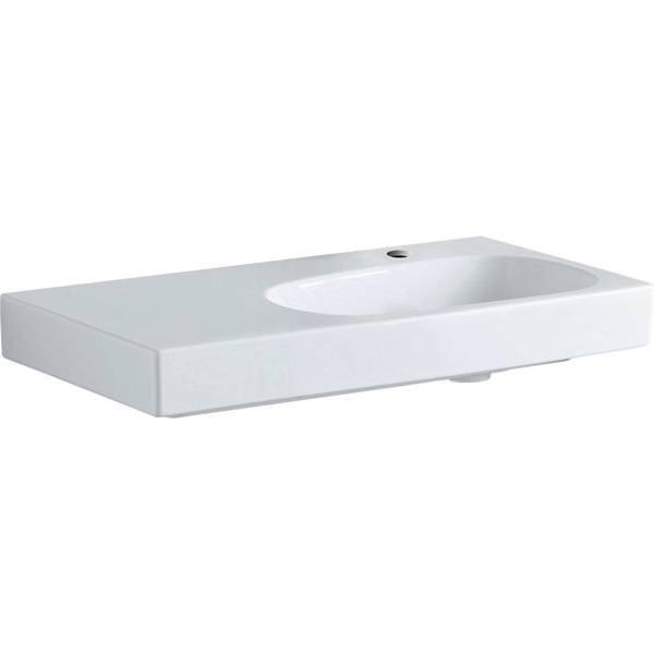Citterio washbasin with shelf surface