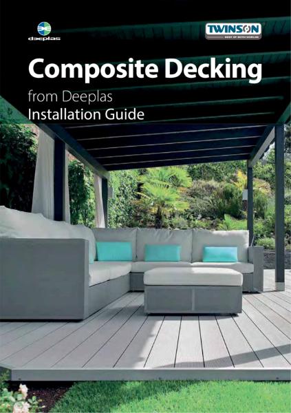 Twinson Composite Decking Installation Guide