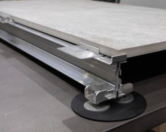 AR-PAVE A1-Rated Aluminium Paving Support System