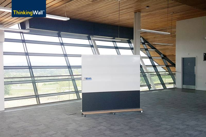 Mobile Acoustic Whiteboard - New Product
