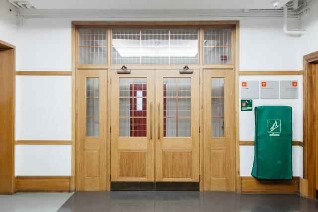 Fields Panel Doorset