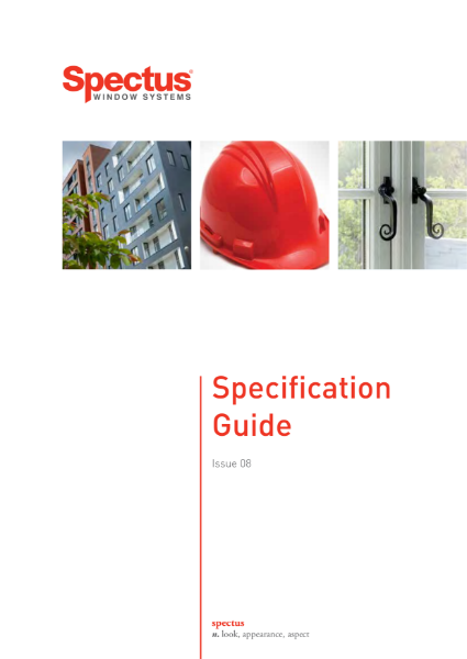 Spectus Specification Guide