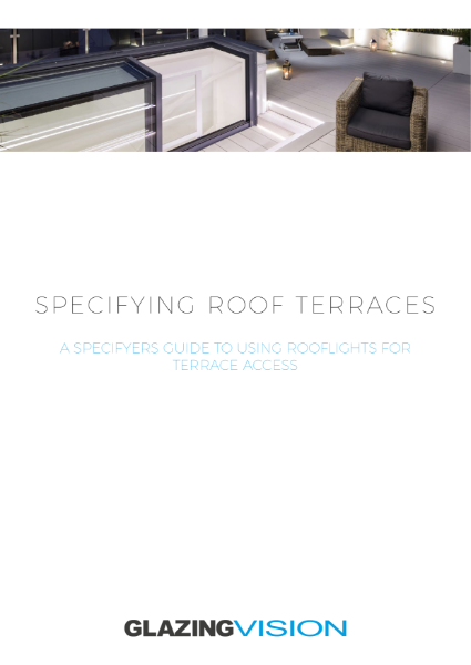 Specification Considerations for Roof Terraces Guide