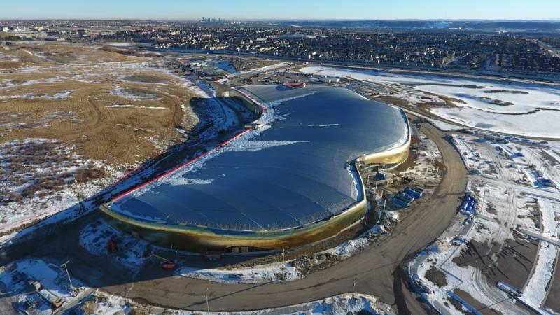 T-Pren on Recreational Centre, Calgary