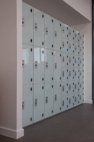 Ponteland High School Lockers Project