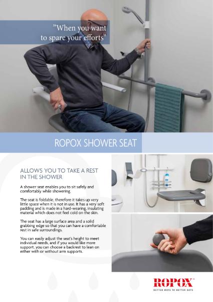 Ropox Shower Seat