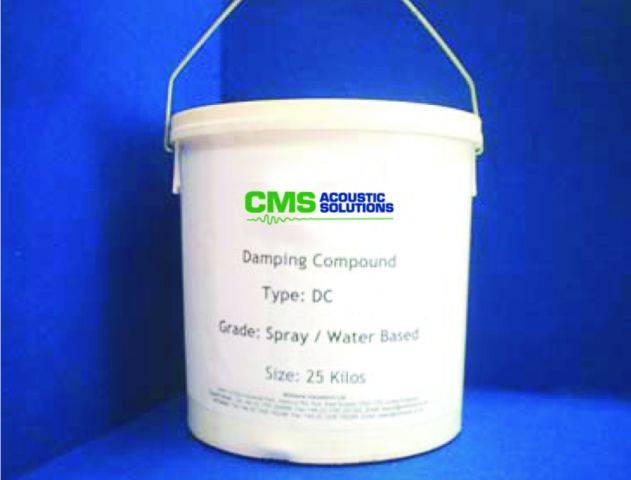 DC Damping Compound
