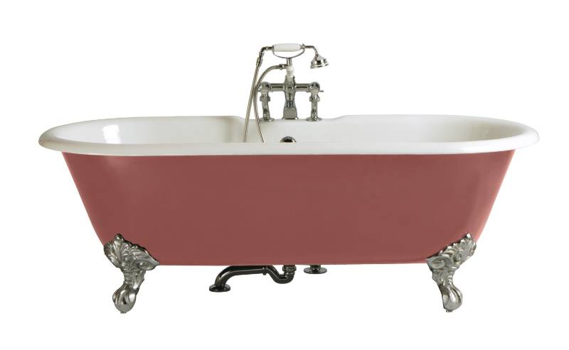 BRT80 - Freestanding roll top bath