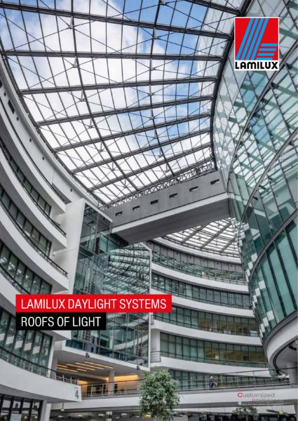 Roofs of Light - Rooflight Overview Brochure