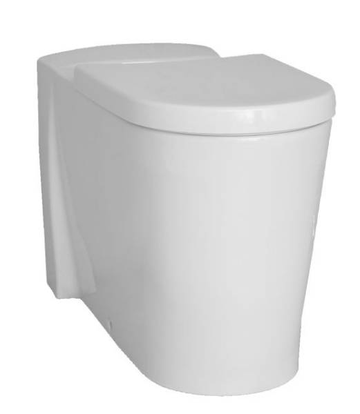 VitrA Matrix Back To Wall WC Pan, 5119