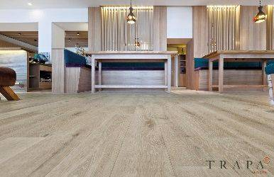 TRAPA Prefinished Engineered Wood Flooring