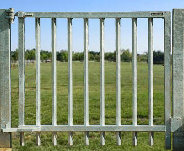 Playtime Steel Fencing