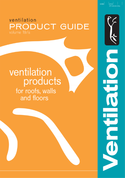 Ventilation Product Guide