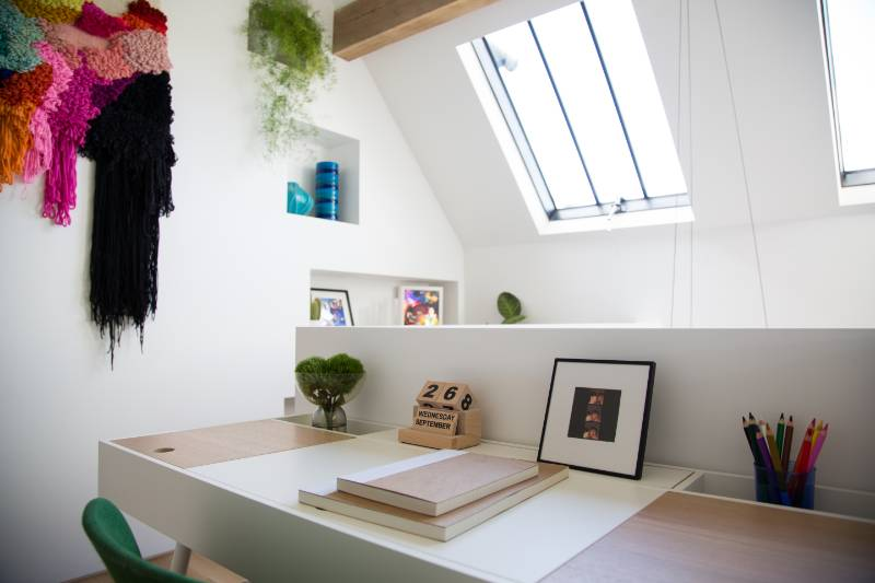 Clement Conservation Rooflights feature on the popular Channel 4 show George Clarke's 'Old House, New Home'