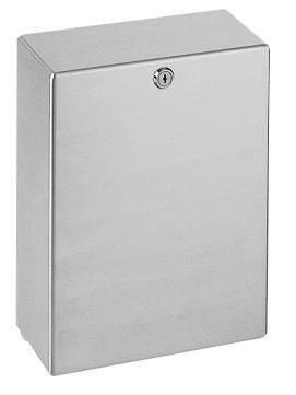 Heavy-duty paper towel dispenser