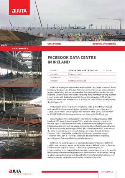Facebook Data Centre Ireland