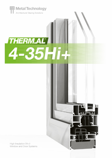 Aluminium Casement Window System