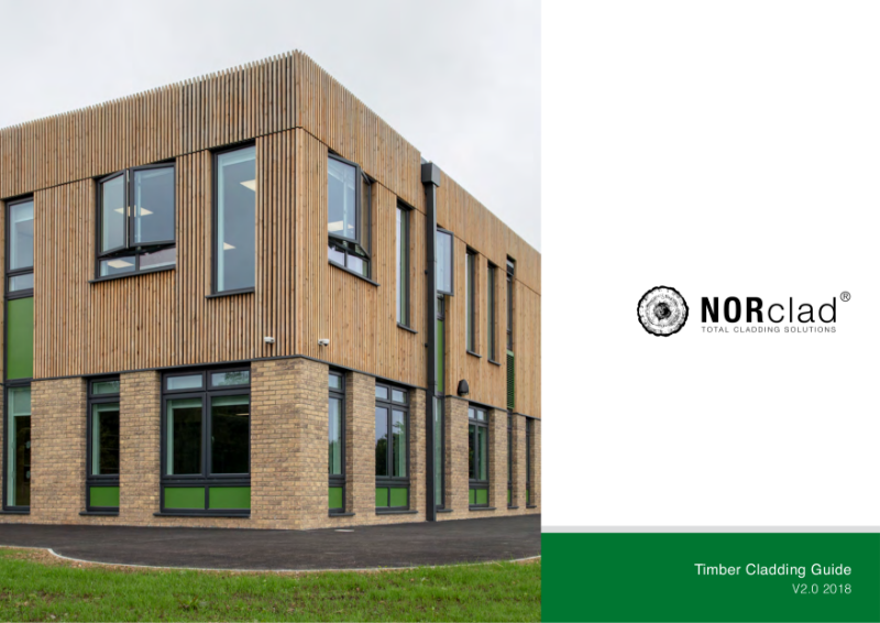 NORclad Timber Cladding Brochure 2018