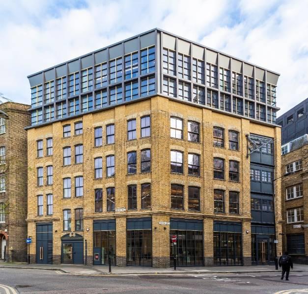 Refurbishment of Victorian Warehouse, Central London