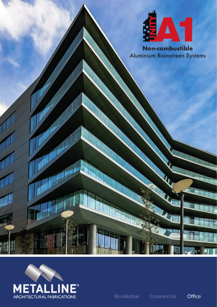 Metalline Unity A1 Brochure - Offices