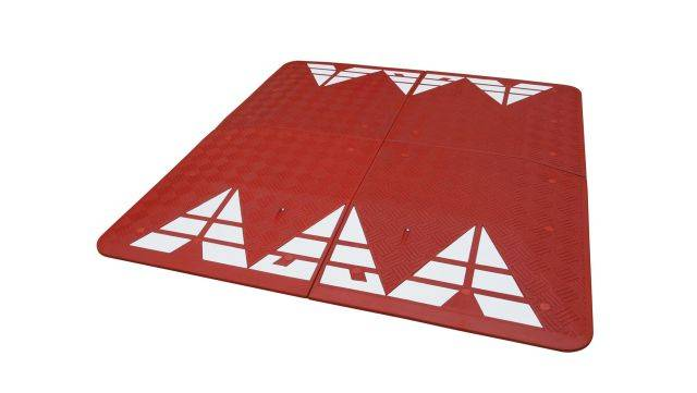 Rubber Speed Cushions