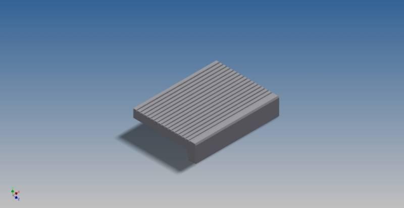 Nosing Stone - PC20