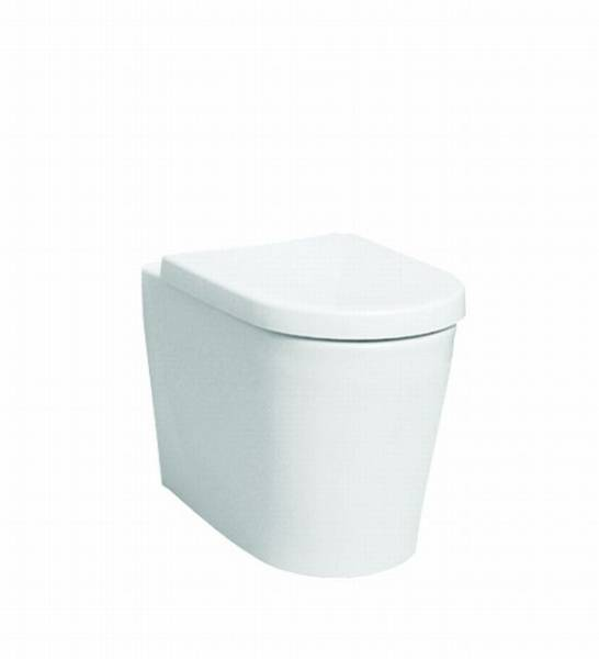 VitrA Matrix Back To Wall WC Pan, 5138