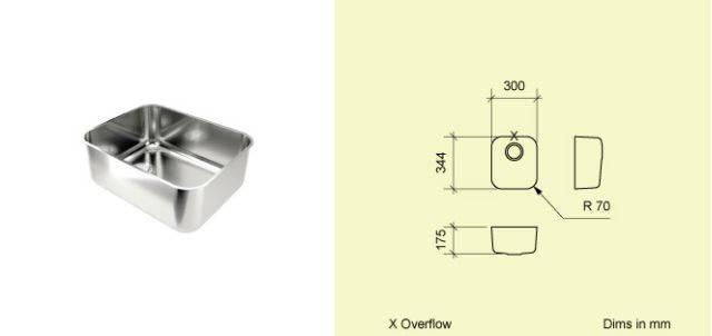 Sink Bowl LE30